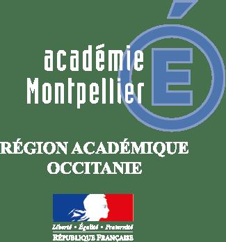 Logo Académie Montpellier